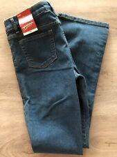 New $30. Arizona Boys Size 14 Reg Bootcut Fit Straight Leg Jeans Inseam 30.5�