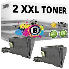 2x XXL TONER PATRONEN für Kyocera Mita FS1061DN FS1325MFP SET Black TK1125