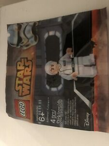Lego 5002947 Star Wars Admiral Yularen Brand  New in Sealed Polybag RARE item
