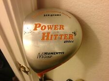 Left Handed Weighted Momentus Hittable Power Hitter Driver, 310 grams / 460 cc