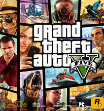 Grand Theft Auto V 5 GTA 5 Rockstar Social Club key Code PC Region Free Global