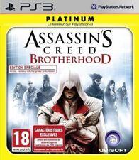 ASSASSIN'S CREED BROTHERHOOD   ----- pour PS3  // PLATINUM