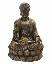Gartenfiguren & -skulpturen aus Steinguss mit Buddha-Motiv