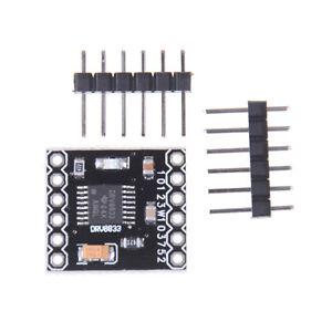 Drv8833 2 channel dc motor driver module board 1.5a for arduino^dm