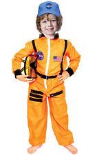 NASA EXPLORER ASTRONAUT CHILD HALLOWEEN COSTUME BOYS SIZE LARGE 12-14
