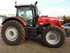 Massey Ferguson 8700 Series Tractors - Workshop Manual.