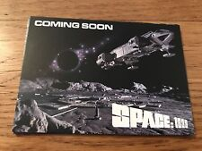 Space 1999 New 2017 Promo Card PR1 By Unstoppable Cards