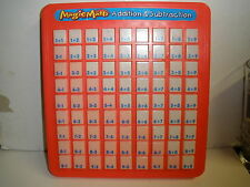 """Magic Math Addition & Subtraction  learning toy 9"""" Tall"""