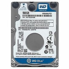 "Hdd 500GB Western digital Blue 2.5"" Sata3"