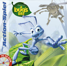 A Bug's Life Action-Game (PC, 2003, Jewelcase)