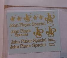 1/20 JPS Sponsors Decal for Ebbro Lotus 72E n0t Revell Studio 27 Tamiya Tabu