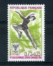 FRANCE 1968 timbre 1546, Jeux Olympiques sport, neuf**