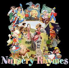 50 NURSERY RHYMES & CHILDREN'S SONGS TRIPLE CD BOX SET - WHEELS ON THE BUS ETC