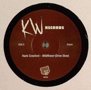 "Hank Crawford, Etta James - Wildflower, My Funky Valentine (KWR04) 7 "" Vinyl New"