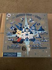 Disneyland Park 65Th Anniversary Puzzle 1000 Piece Mickey
