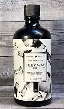 NEW Beekman 1802 Vanilla Absolute Goat Milk Lotion 12.5oz / 370ml