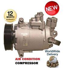 Para Audi A6 2.0 3.0 Quat 2001-2005 nuevas de ca de Aire Acondicionado Compresor 1k0260859f