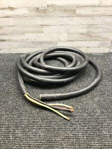 New Fostoria Heater Cable 25 Feet 6/4 3 Phase Wiring Kit