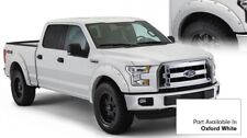 Bushwacker Pocket Style Oxford White Front and Rear Fender For 15-16 Ford F-150