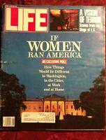 LIFE June Jun 1992 IF WOMEN RAN AMERICA LA RIOTS SUDAN