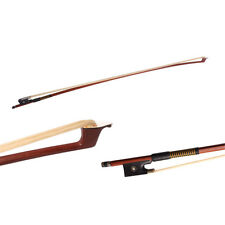 New Brazilwood 4/4 Brown Octagonal Stick Violin Practice Bow