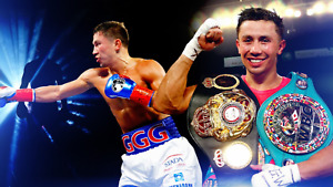 Gennady Golovkin Boxing Career Collection DVD