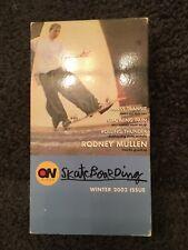 On Video Skateboarding Winter 2002 Vhs