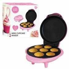 Cupcake Maker by Global Gizmos - Funny Gift Bakery Kitchen Present - Pink 35590