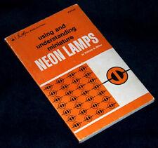 New listing 1960s Neon Bulb Circuits Ne-2 Ne-31 Ne-42 Ar-1 Argon Nixie Clock Regulator Tubes