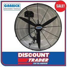 Garrick Industrial Workshop Wall Mount Fan 750mm 3 Blade FB75 - FB-75