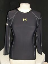 Under Armour Women's UA Recharge® Long Sleeve Purple/Blue Compression Top Sz. XL