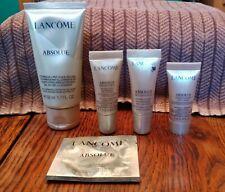 2x Lancome Absolue Precious Cells Lip Balm, Absolue CLeanser, Absolue Soft Cream