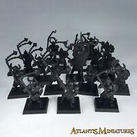 Chaos Marauder Infantry Bundle - Warhammer Age of Sigmar C306