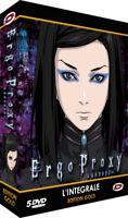 ★Ergo Proxy★ Intégrale Gold 5 DVD
