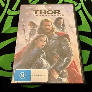 Thor: The Dark World DVD - Chris Hemsworth, Natalie Portman, Tom Hiddleston