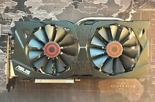 Nvidia GeForce GTX 970 STRIX Carte Video OC 4 GB GDDR5 Mac Pro + Cable d'Alim