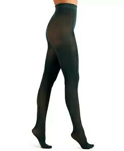 Womens Solid Opaque Tights Emerald Green Size XS/S INC $14.99 - NWT