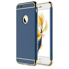 Black Parrot Case for Apple iPhone 6/6S Blue & Gold Ultra Thin Matte Cover