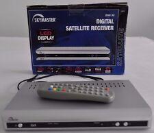 Sat Receiver Skymaster DXH 23
