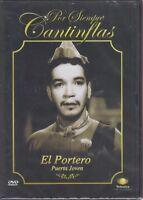 El Portero Puerta Joven DVD Por Siempre Cantinflas - BRAND NEW