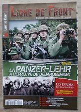 "REVUE /""LIGNE DE FRONT/"",n°60,stosstruppen,Grossdeutschland,la 3éme G.M."