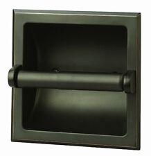 Design House 539254 Millbridge Recessed Toilet Paper Holder, Oil Rubbed Bronze ,