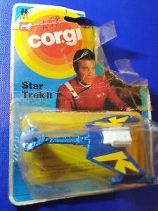 Corgi Junior Star Trek 2 Bird of Prey Klingon Ship VENGEANCE OF KHAN Wrath Khan