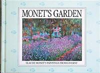Monet's Garden by Monet, Claude