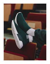 "Adidas X Sneakersnstuff NMD CS2 ""Class of 99"" UK8.5 US9 EU42 2/3 Green Boost SNS"