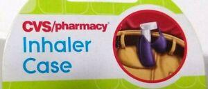 CVS Inhaler Case Universal Size with Belt Loop -