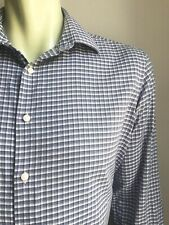 Ben Sherman Shirt, Dunhill Plaid, Large, Slim Fit, Excellent Condition
