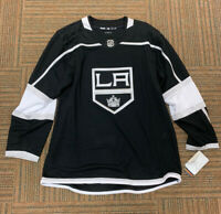 ADIDAS NHL Los Angeles Kings Home Authentic Pro Black Hockey Jersey Mens 52