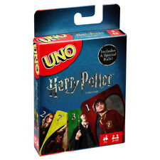 UNO Harry Potter Card Game NEW