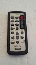 OEM SONY RMT-835 Remote DCR-DVD101 DCR-DVD103 DCR-DVD201, DCR-DVD203 NEW battery